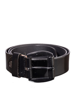Khadim's Black Lifestyle Leather Belt