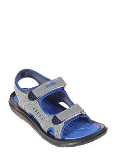 Pro Blue Casual Floater Sandal