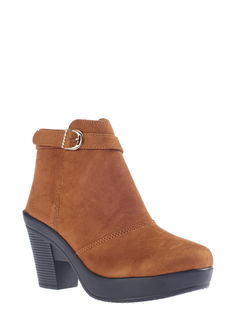 Cleo Tan Lifestyle Dress Boots