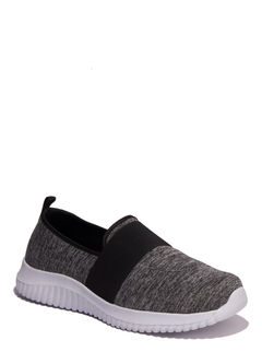 Pro Grey Casual Dress Sneakers