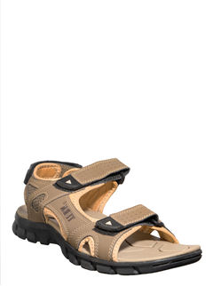 Turk Men Olive Casual Floater Sandal
