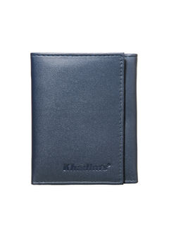 Khadim's Men Navy Bi-fold Wallet