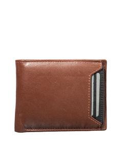 Khadim's Men Brown Single-fold Wallet