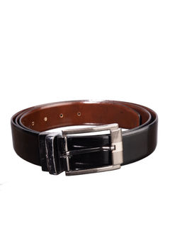 Khadim's Multicolour Lifestyle Leather Belt