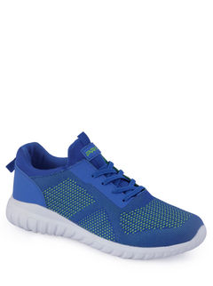 Pro Men Blue Lifestyle Dress Sneakers
