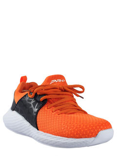 Pro Orange Sports Activity Sneakers