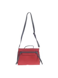 Khadim's Cherry Satchel Sling Bag