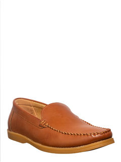 Lazard Men Tan Casual Slip-On Shoe