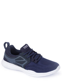 Pro Men Navy Sports Activity Sneakers