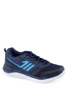 Pro Men Navy Sports Activity Sneakers