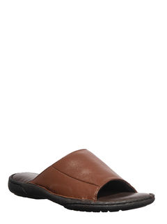 British Walkers Men Brown Casual Slip-Ons