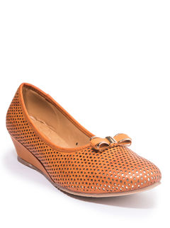 Khadim's Cleo Women Tan Casual Ballerina Shoe