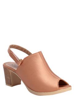 Cleo Peach Casual Mule Sandal