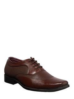 Lazard Men Brown Formal Oxford Shoe