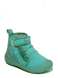 Bonito Turquoise Casual Dress Boots
