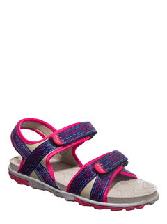 Pro Navy Casual Floater Sandal