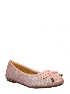 Khadim's Pink Casual Ballerina Shoe