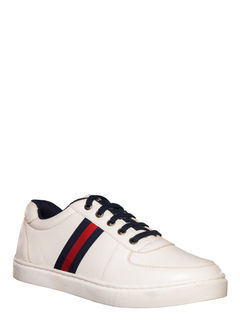 Lazard White Lifestyle Dress Sneakers