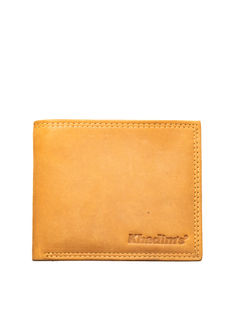 Khadim's Men Tan Single-fold Wallet