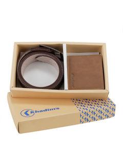 Khadim's Brown Combo Box