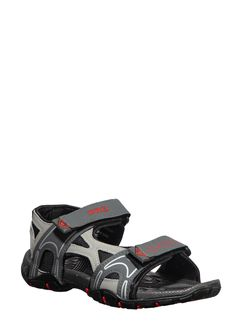 Pro Men Grey Casual Floater Sandal