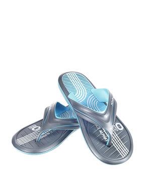 Pro Men Grey Casual Outdoor Flip-Flop