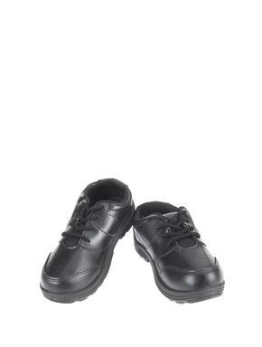 Khadim's Boy Black Formal Activity Sneakers