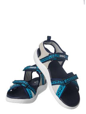 Pro Women Navy Casual Floater Sandal