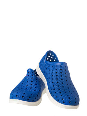 Khadim's Men Blue Casual Slip-On Shoe