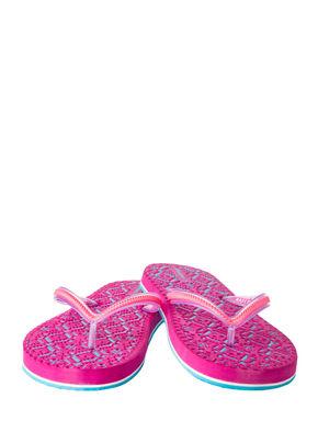 Khadim's Women Pink Casual Indoor Flip-Flop