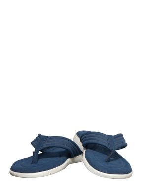 Softouch Men Blue Casual Outdoor Slipper