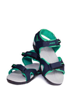 Pro Turquoise Casual Floater Sandal