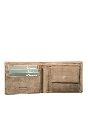 Khadim's Men Brown Bi-fold Wallet
