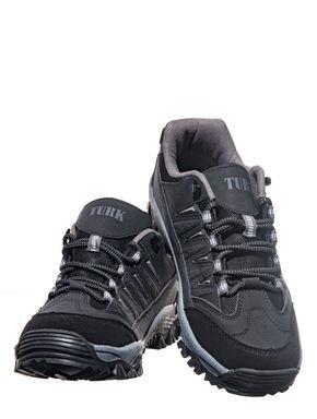 Turk Black Outdoor Activity Sneakers