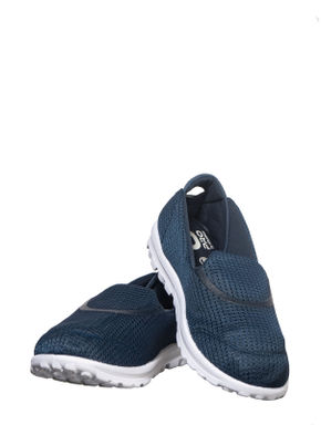 Pro Navy Casual Slip-On Sneakers