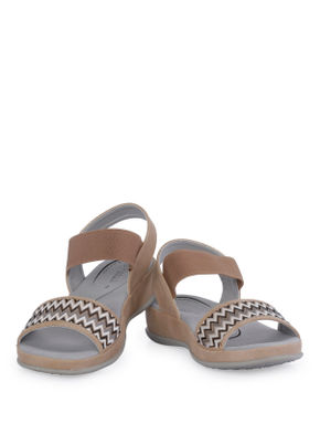 Sharon Tan Casual Strap-On Sandal