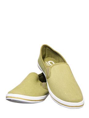 Pro Men Green Casual Canvas Shoe