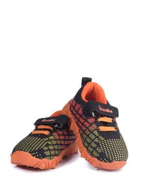 Bonito Orange Casual Dress Sneakers