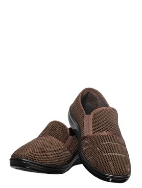 Khadim's Brown Casual Slip-On Sneakers