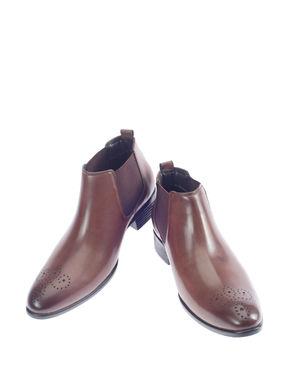 Lazard Brown Lifestyle Dress Shoe
