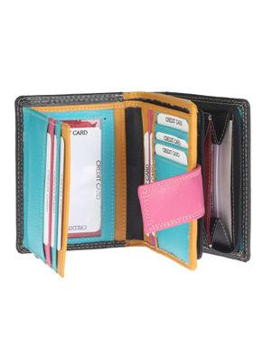 Khadim's Black Notecase Wallet