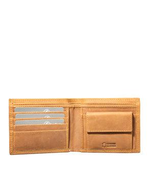 Khadim's Men Tan Single-fold Wallet