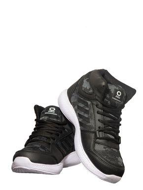 Pro Men Black Sports Activity Sneakers