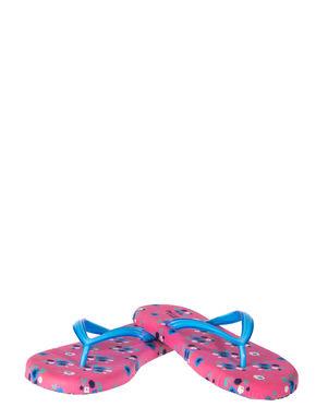 Waves Women Pink Casual Indoor Flip-Flop