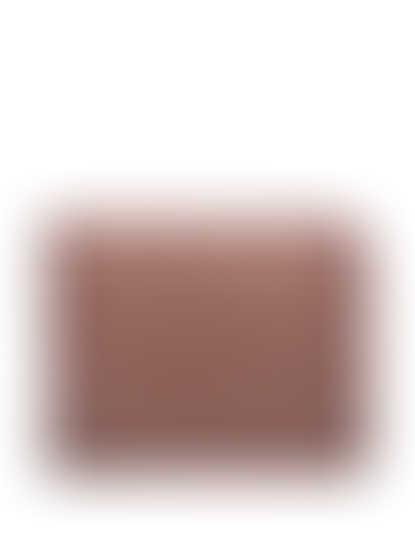 Khadim Men Brown Leather Wallet