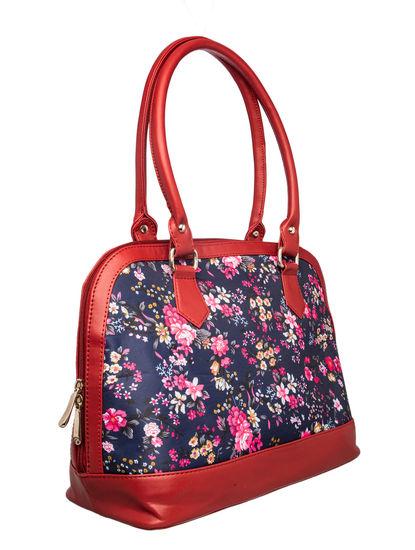 Khadim Women Navy Handbag