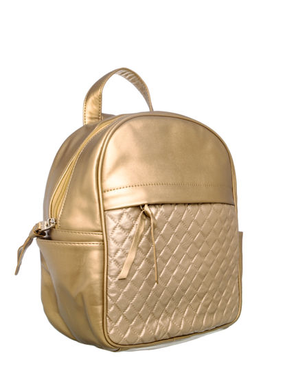 Khadim Women Beige Backpack