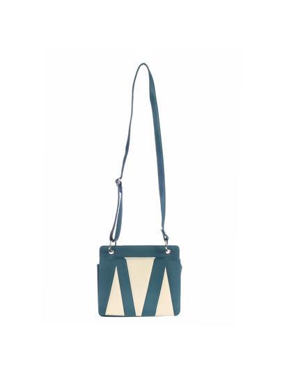 Khadim's Women Green Crossbody Bag