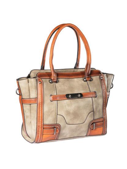 Khadim's Women Brown Handbag