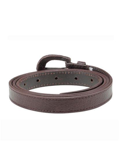 Khadim's Women Brown Leather Belt